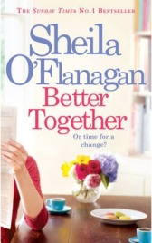 Better Together, Sheila O'Flanagan, book review