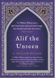 Alif the Unseen, G. Willow Wilson, book review