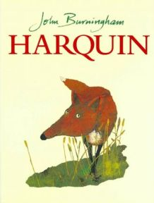Harquin by John Burningham, book review