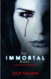 The Immortal Rules,  Julie Kagawa, book review
