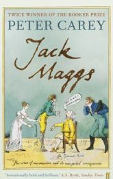 Jack Maggs, Peter Carey, book review