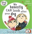 We Honestly Can Look After Your Dog (Charlie and Lola), Lauren Child, book review