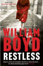 Restless, William Boyd, book review