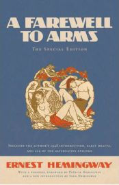 A Farewell to Arms, Ernest Hemingway, book review