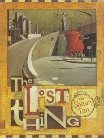 Lost Thing, Shaun Tan, book review
