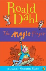 Magic Finger, Roald Dahl, book review