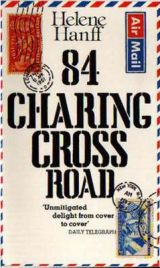 84 Charing Cross Road, Helene Hanff, book review