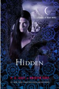 Hidden, P. C. Cast,  Kristin Cast, book review