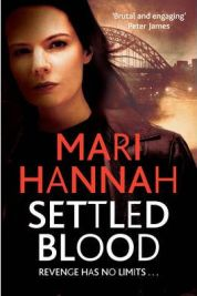 Settled Blood, Mari Hannah, book review