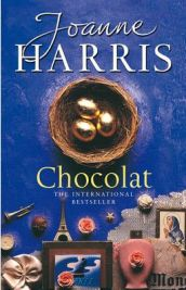 Chocolat, Joanne Harris, book review