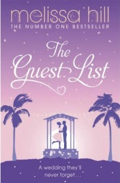 The Guest List, Melissa Hill, book review