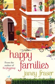 Happy Families, Janey Fraser, book review
