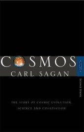 Cosmos: The Story of Cosmic Evolution, Science and Civilisation, Carl Sagan, book review