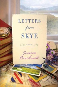 Letters from Skye, Jessica Brockmole, book review