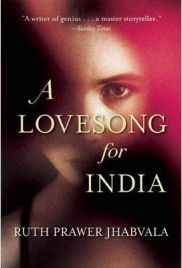 Ruth Prawer Jhabvala, A Lovesong for India, book review