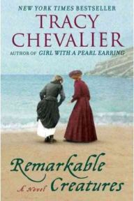 Remarkable Creatures, Tracy Chevalier, book review