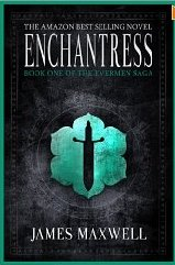 Enchantress, James Maxwell, book review