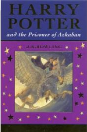 Harry Potter and the Prisoner of Azkaban,  J. K. Rowling, book review