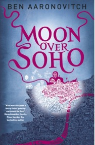 Moon Over Soho, Ben Aaronovitch, book review