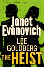 The Heist, Janet Evanovich,  Lee Goldberg, book review