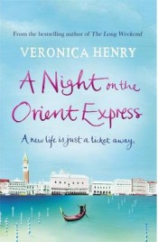 A Night on the Orient Express, Veronica Henry, book review