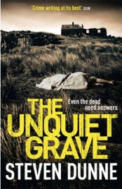 The Unquiet Grave, Steven Dunne, book review