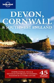 Lonely Planet Devon Cornwall & Southwest England,  Oliver Berry , book review