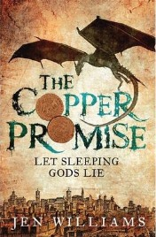 The Copper Promise by Jen Williams, book review