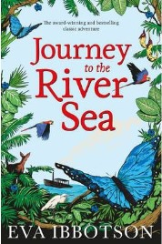 Journey to the River Sea Eva Ibbotson, book review