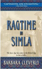 Ragtime in Simla Barbara Cleverly, book review