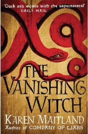 The Vanishing Witch by Karen Maitland, book review