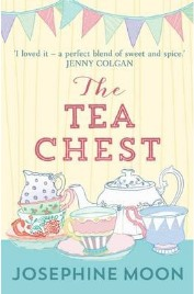 The Tea Chest, Josephine Moon, book review